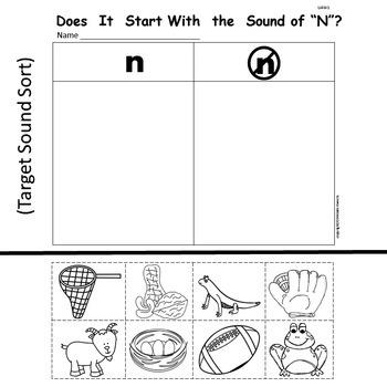 "Kindergarten ""Treasures""  Unit 4 Week 1  Sight Word to   Phonics n"