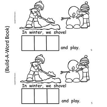 Kindergarten Treasures  Unit 7 Week 2   Sight Words and what  Phonics b l