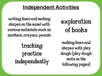 Kindergarten September Literacy Center Ideas
