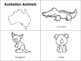 Around the World: Kindergarten Unit: Australia