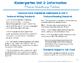 Kindergarten Unit 3 Information Writing Curriculum Companion Guide