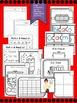 Kindergarten Unit 4 Treasures Reading Printables