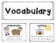 Kindergarten Unit 5: Author Study Learning Map
