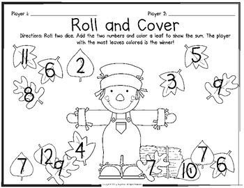 Kindergarten Unit 6 CORE Math