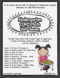 Kindergarten Unit 7 CORE Math