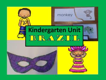 Around the World: Kindergarten Unit: Brazil