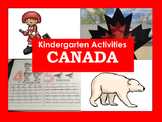 Around the World: Kindergarten Unit: Canada