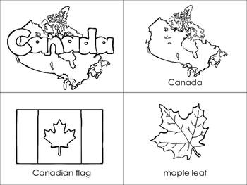 Around the World: Kindergarten Unit: Canada