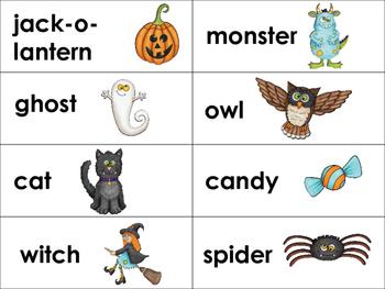 Kindergarten Unit: Halloween
