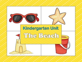 Kindergarten  Unit: The Beach