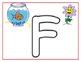 Kindergarten Upper Case Alphabet Mats