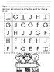Back to School - Uppercase Letters Practice