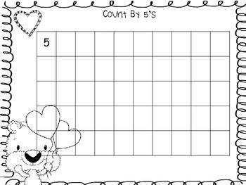 Kindergarten Math Printables
