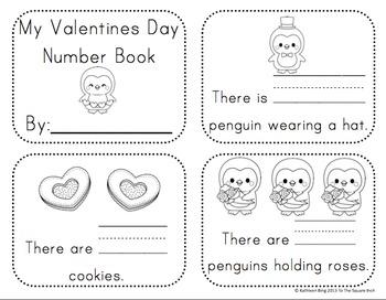 kindergarten valentine 39 s day math center tpt. Black Bedroom Furniture Sets. Home Design Ideas