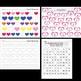 Kindergarten Valentines Day Math Activities and Worksheets