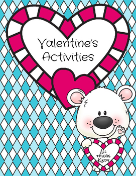 Valentines Day Activity Pack