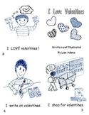 Kindergarten Valentines Pack