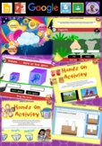 Kindergarten Volume and Capacity Smart Notebook and Unit of Work Bundle 1