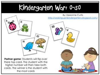 Kindergarten War