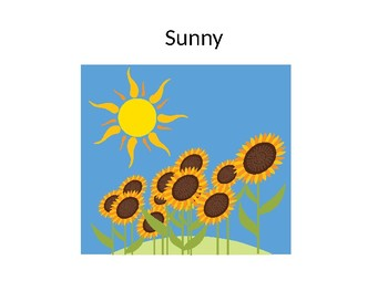 Kindergarten Weather Activity NGSS K-ESS2-1