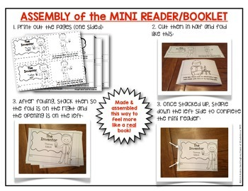 Kindergarten {What is White?} Early Emergent Reader for Reading Workshop