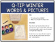Kindergarten Winter Activities (Literacy + Math)