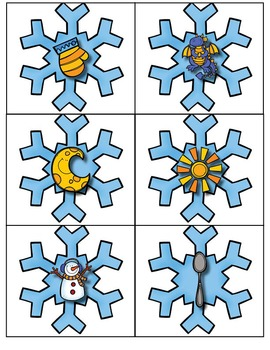 Kindergarten Winter Bundle