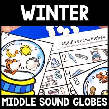 Kindergarten Winter Literacy Center - Middle Sound Center