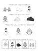 Kindergarten Winter Literacy and Math Centers
