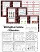 Kindergarten Winter Math Smartboard Activities With Printables