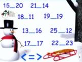 Kindergarten Winter Math