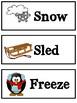 Kindergarten Winter Package