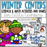 Kindergarten Winter Stations