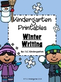 Winter Writing for Kindergarten