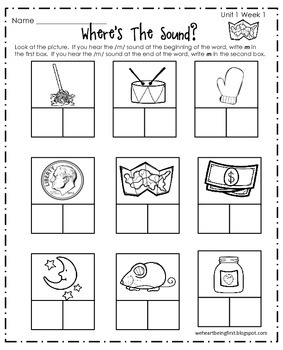 Kindergarten Wonders (2014) Reading Supplement ~ Unit 1 Bundle