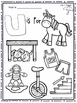Kindergarten Wonders (2014) Reading Supplement ~ Unit 7 Bundle