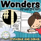 Kindergarten Wonders - Unit 1