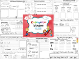 Wonders Reading for Kindergarten: Unit 1 Week 1 Extension Activities