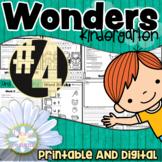 Kindergarten Wonders - Unit 4