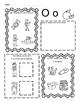 Kindergarten Wonders Unit 4 Homework Packet
