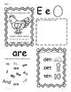 Kindergarten Wonders Unit 5 Homework Packet