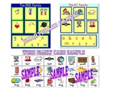 Kindergarten Word Family Smartboard