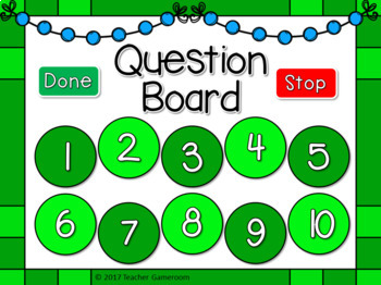 Kindergarten Word Problems Mini Game