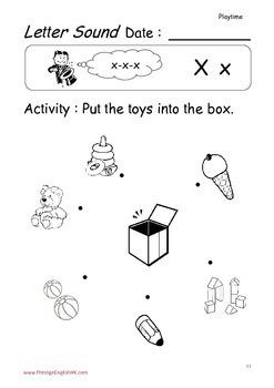 Kindergarten Workbook / Homework Booklet (K1)