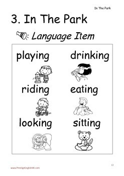 Kindergarten Workbook / Homework Booklet (K2)