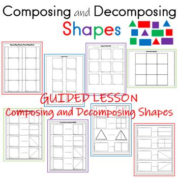 Composing and Decomposing Shapes