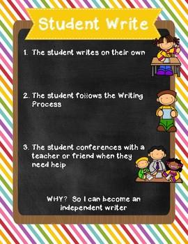 Kindergarten Writer's Workshop