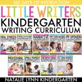Kindergarten Writer's Workshop for the Year | Kindergarten