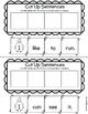 Writing Sentences (PreK and Kindergarten)