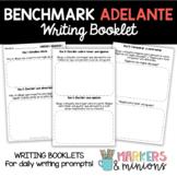 Kindergarten Writing Booklet (Benchmark Adelante)